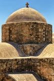 Cypriotisk kloster Royaltyfria Foton