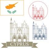 cyprus Photo libre de droits