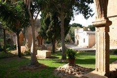 Cyprus. Abbey in Agia Napa Royalty Free Stock Photos