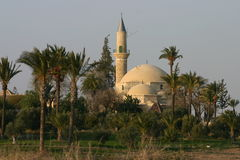 Cyprus. Mosque of Limassol Stock Photo