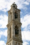 Cyprus. Church tower Stock Image