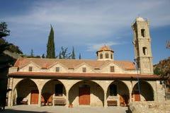 Cyprus. Church of Choirokpitia Stock Photography