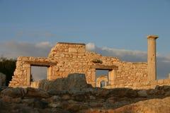 Cyprus. Temple of Apollon Hylates Royalty Free Stock Photo