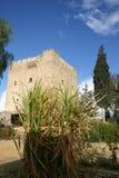 Cyprus. Fort of Kolossi Stock Photos