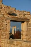 Cyprus. Temple of Apollon Hylates Royalty Free Stock Photos