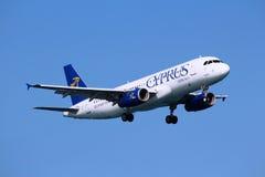 Cyprus Airways royaltyfri bild