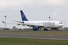 A330 Cyprus Airways Royalty Free Stock Photo