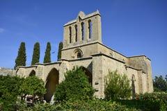 Cyprus, Bellapais stock foto's