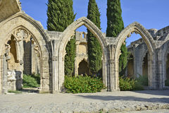 Free Cyprus, Bellapais Abbey Royalty Free Stock Photography - 68066237