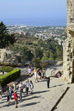Cyprus, Bellapais Abbey Royalty Free Stock Images