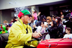 Cyprus Carnival Parade in Limassol Stock Image