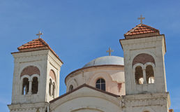 Cyprus church Royalty Free Stock Photos