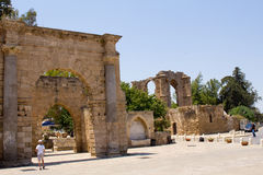 Cyprus. The city of Famagusta, built by the Venetians in the XIV-XV centuries. Stock Image