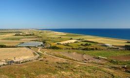 Cyprus coast Stock Photo