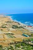 Cyprus coastline Stock Photography
