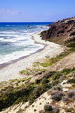 Cyprus coastline Stock Photos
