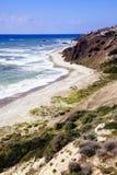 Cyprus coastline Stock Photos