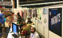 Cyprus Comic Con 2016. Cyprus Comic Con is an annual, multi-genre convention full of exhilarating pop culture activities, including live performances, cosplay royalty free stock images