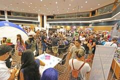 Cyprus Comic Con 2015 Royalty Free Stock Photo