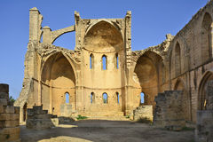 Cyprus, Famagusta. Aka Gazimagusa, church of St. George of the Greeks Stock Photos