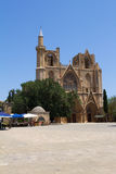 Cyprus. Famagusta. The Church of St. Nicholas (XIV century). Royalty Free Stock Images