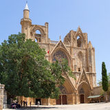 Cyprus. Famagusta. The Church of St. Nicholas (XIV century). Stock Photography