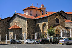 Cyprus, Holy Royal and Stavropegic Monastery of Kykkos royalty free stock image