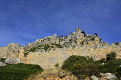 Cyprus, Kyrenia royalty-vrije stock foto's