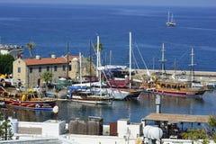 Cyprus, Kyrenia Stock Image