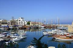 Cyprus, Kyrenia Royalty Free Stock Photos