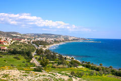 Cyprus landscape Stock Photography