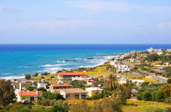 Cyprus landscape Royalty Free Stock Photo