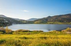 Cyprus landscape Stock Images