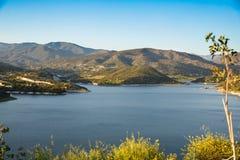 Cyprus landscape Stock Photography