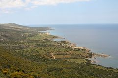 Cyprus landscape Stock Photos