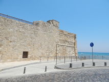 Cyprus Larnaca travel royalty free stock photography