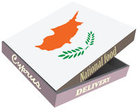 Cyprus national food for delivery Royalty Free Stock Photography