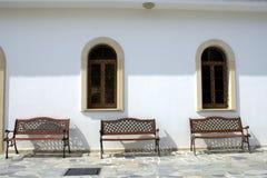 Cyprus neighborhood Royalty Free Stock Photography