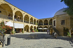 Cyprus, Nicosia royalty-vrije stock foto's