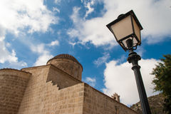 Cyprus Orthodox Monastery Royalty Free Stock Image