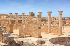 Cyprus - Paphos Royalty Free Stock Photo
