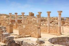Cyprus - Paphos Royalty Free Stock Photo