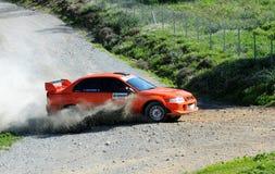Cyprus rally championship Royalty Free Stock Image