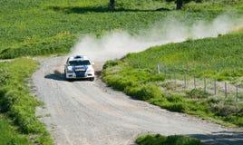 Cyprus rally championship Stock Image