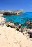 Cyprus sea Royalty Free Stock Image