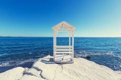 Cyprus. Sea resort Royalty Free Stock Image