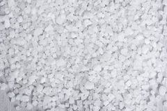 Cyprus sea salt flakes Royalty Free Stock Images
