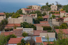 Cyprus Small Village Royalty Free Stock Photos
