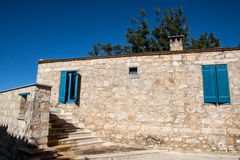 Cyprus Small Village Royalty Free Stock Photography