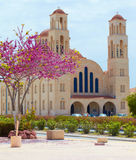 Cyprus in the spring Stock Photo